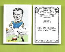 Mansfield Town Syd Ottewell 17 (FC)